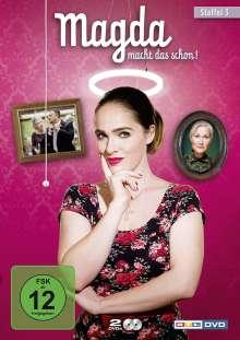 Magda macht das schon! Staffel 3, 2 DVDs