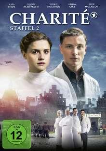 Charité Staffel 2, 2 DVDs