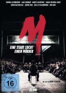M - Eine Stadt sucht einen Mörder (TV-Serie), 2 DVDs