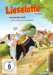 Lieselotte DVD 1: Lieselotte versteckt sich, DVD