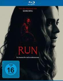 Run (2020) (Blu-ray), Blu-ray Disc