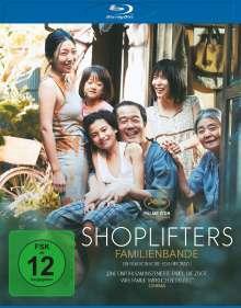 Shoplifters - Familienbande (Blu-ray), Blu-ray Disc