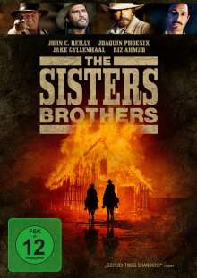 The Sisters Brothers, DVD