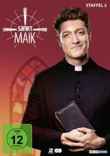 Sankt Maik Staffel 2, 2 DVDs