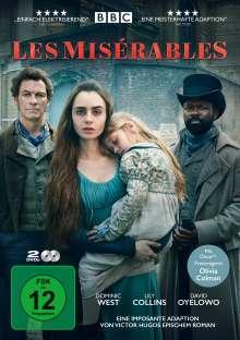 Les Misérables (2018), 2 DVDs