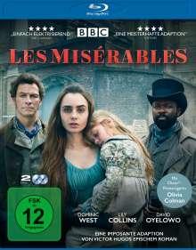 Les Misérables (2018) (Blu-ray), 2 Blu-ray Discs