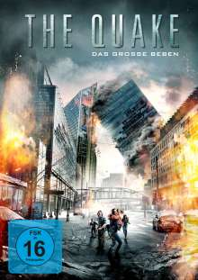 The Quake, DVD