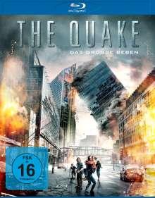 The Quake (Blu-ray), Blu-ray Disc