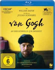 Van Gogh - An der Schwelle zur Ewigkeit (Blu-ray), Blu-ray Disc