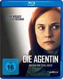 Die Agentin (Blu-ray), Blu-ray Disc