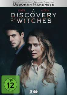 A Discovery of Witches Staffel 1, 2 DVDs