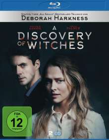 A Discovery of Witches Staffel 1 (Blu-ray), 2 Blu-ray Discs