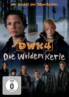 Die wilden Kerle 4, DVD