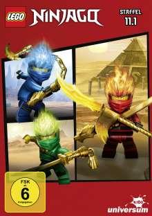 LEGO Ninjago 11 Box 1, DVD