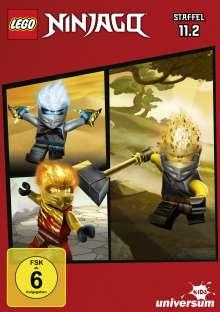 LEGO Ninjago 11 Box 2, DVD