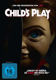 Child's Play, DVD