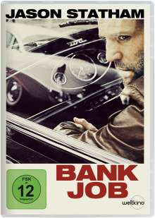 Bank Job, DVD