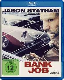 Bank Job (Blu-ray), Blu-ray Disc