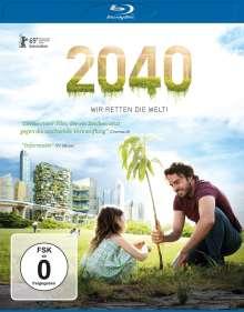 2040 - Wir retten die Welt! (Blu-ray), Blu-ray Disc