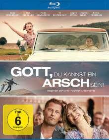 Gott, du kannst ein Arsch sein! (Blu-ray), Blu-ray Disc