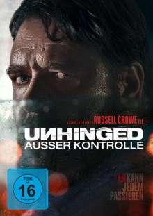 Unhinged (2020), DVD
