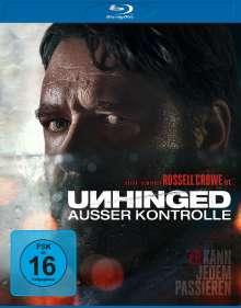 Unhinged (2020) (Blu-ray), Blu-ray Disc