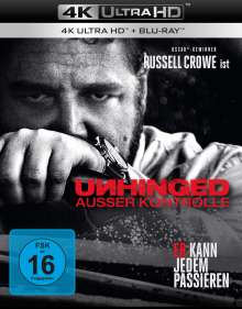 Unhinged (2020) (Ultra HD Blu-ray & Blu-ray), 1 Ultra HD Blu-ray und 1 Blu-ray Disc