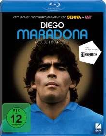 Diego Maradona (Blu-ray), Blu-ray Disc