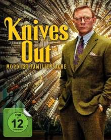 Knives Out (Ultra HD Blu-ray & Blu-ray im Mediabook), 1 Ultra HD Blu-ray und 1 Blu-ray Disc