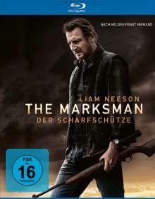 The Marksman - Der Scharfschütze (Blu-ray), Blu-ray Disc
