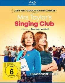 Mrs. Taylor's Singing Club (Blu-ray), Blu-ray Disc