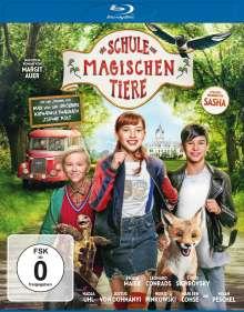 Die Schule der magischen Tiere (Blu-ray), Blu-ray Disc