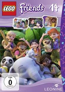 LEGO - Friends 14, DVD