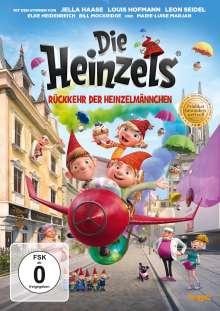 Die Heinzels - Rückkehr der Heinzelmännchen, DVD