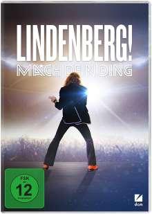 Lindenberg! Mach dein Ding, DVD