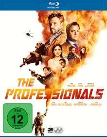 The Professionals Staffel 1 (Blu-ray), 2 Blu-ray Discs