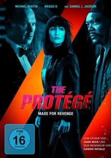 The Protege - Made for Revenge, DVD