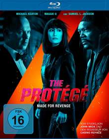 The Protege - Made for Revenge (Blu-ray), Blu-ray Disc