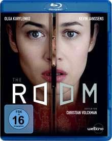 The Room (2019) (Blu-ray), Blu-ray Disc