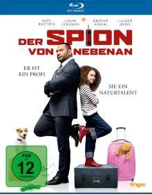 Der Spion von nebenan (Blu-ray), Blu-ray Disc