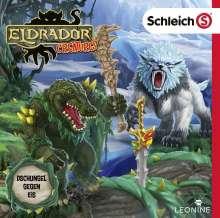 Schleich - Eldrador Creatures (CD 02), CD