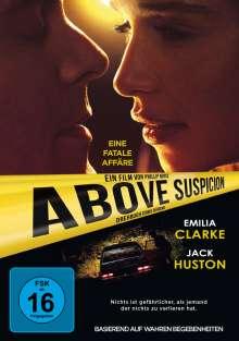 Above Suspicion, DVD