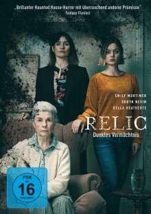Relic (2020), DVD