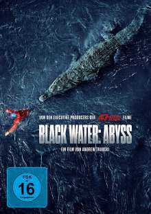 Black Water: Abyss, DVD