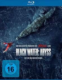 Black Water: Abyss (Blu-ray), Blu-ray Disc