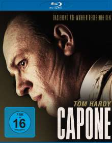 Capone (2020) (Blu-ray), Blu-ray Disc