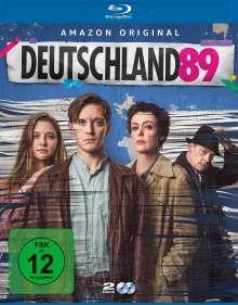 Deutschland 89 (Blu-ray), 2 Blu-ray Discs