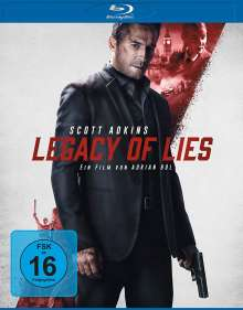Legacy of Lies (Blu-ray), Blu-ray Disc