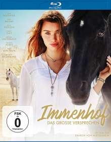 Immenhof - Das grosse Versprechen (Blu-ray), Blu-ray Disc