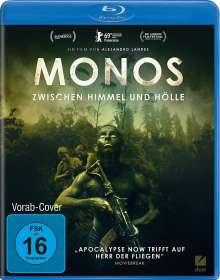 Monos - Zwischen Himmel und Hölle (Blu-ray), Blu-ray Disc